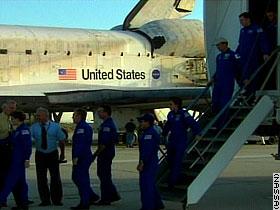 Shuttle Crew