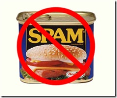 a can of no-spam