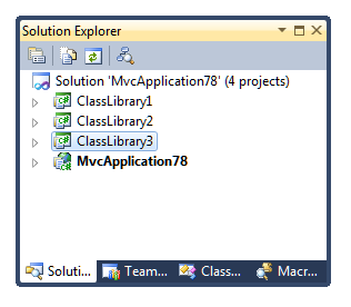 multi-project-single-app