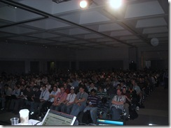 crowd before the MVC talk