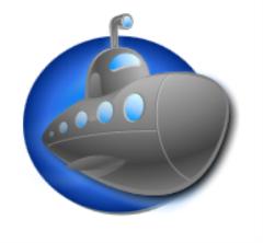 Subtext Submarine Logo