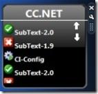 CCNET Gadget Docked