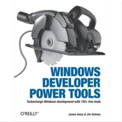 Windows Developer Power Tools Cover From Amazon.com